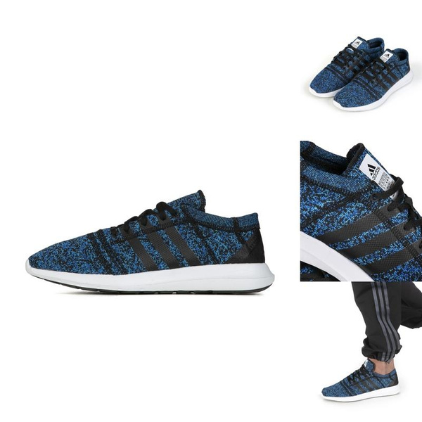 Competidores Alas Conductividad  Adidas Bb4924 Men's Running Shoes Sneakers Blue | Wish