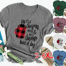 holidayshirt, Women, Plus Size, Cosplay