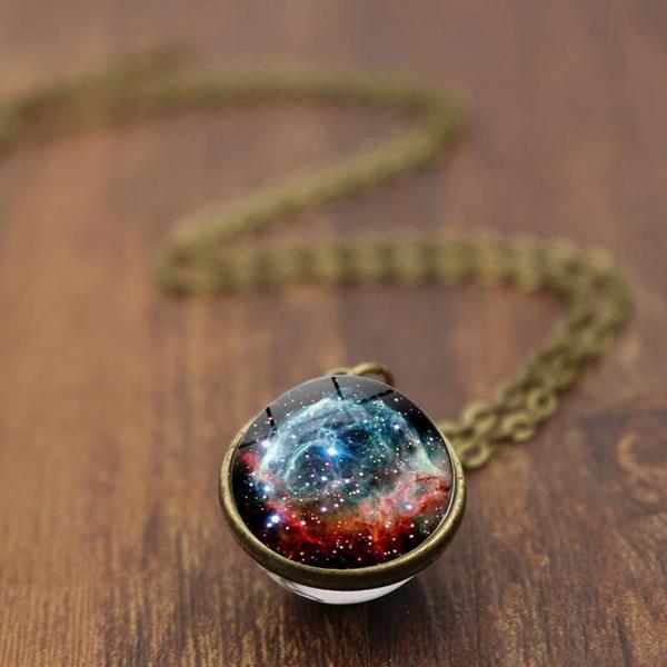 spacejewelry, spacependant, Jewelry, galaxyjewelry
