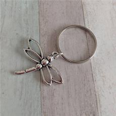 dragon fly, familykeychain, Boyfriend Girlfriend Jewelry, Gifts