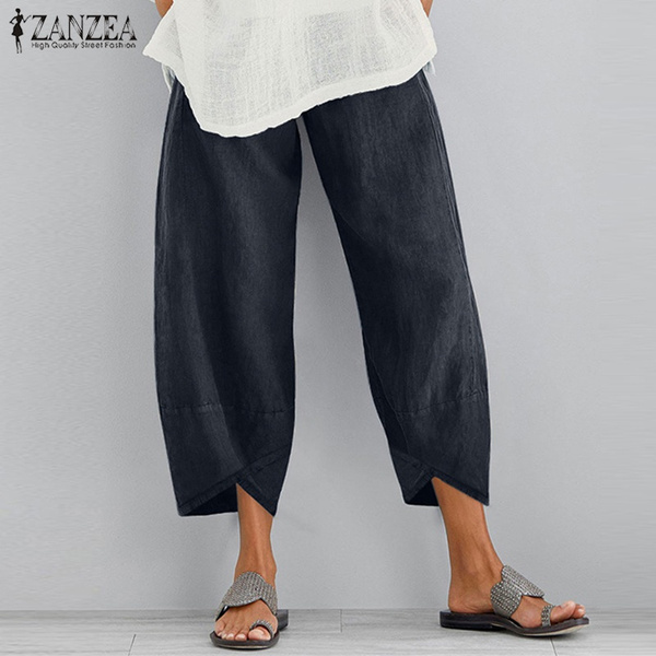 Women Pants, summertrouser, hose, Cotton