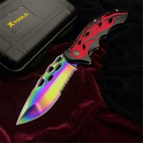 Box, edc, pocketknife, Hunting