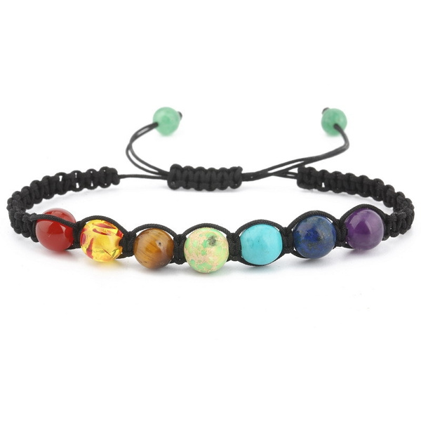 8MM, Natural, Jewelry, Colorful