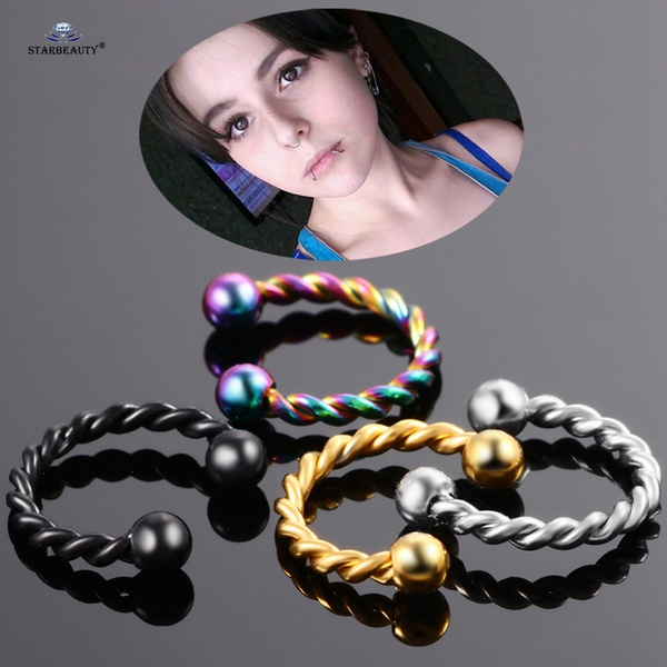 Steel, earringcuffearclip, Fashion, Jewelry