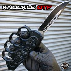 Brass, Knives & Tools, pocketknife, otfknife