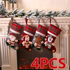 party, Christmas, plaid, christmaspresent