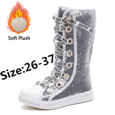 sequinshoe, Fashion, Winter, Boots