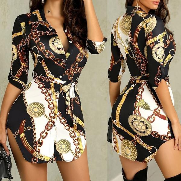 Mini, roupas femininas, Sleeve, topsforwomenkleiderdamen