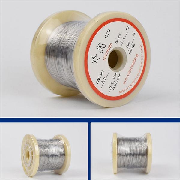 nickelchrome, nichromenickel, heatingelementwire, nickel