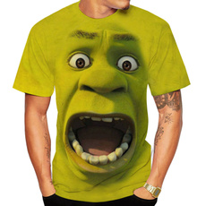 Summer, funnytshirtsmen, Fashion, shrekhiphopclothing