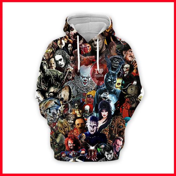 3D hoodies, womens plus size hoodies, Fashion, Cosplay