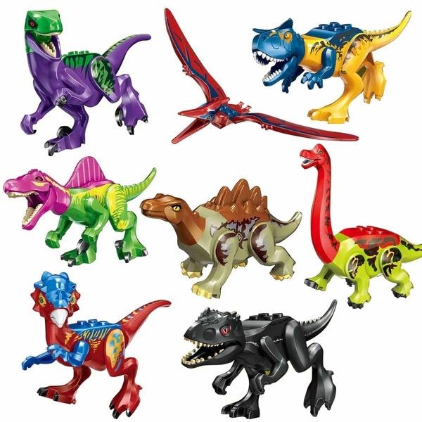 building, Toy, dinosaurworld, jurassic