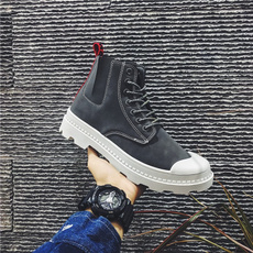 Fashion, Winter, Men, Boots
