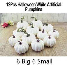 Decor, whitepumpkin, painting, pumpkinprop