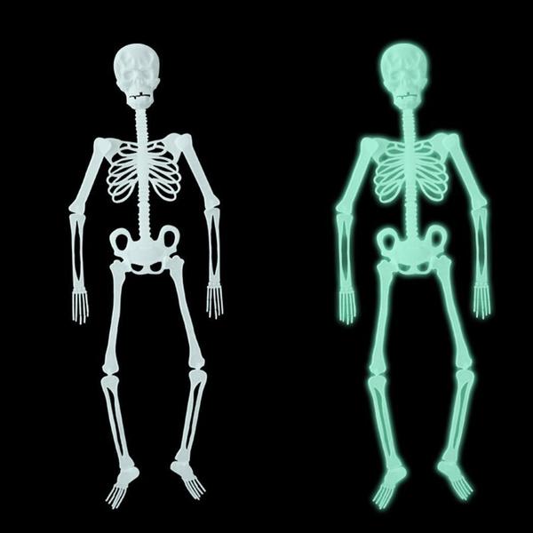 skeletondecordecoration, fluorescentskeleton, Skeleton, Halloween
