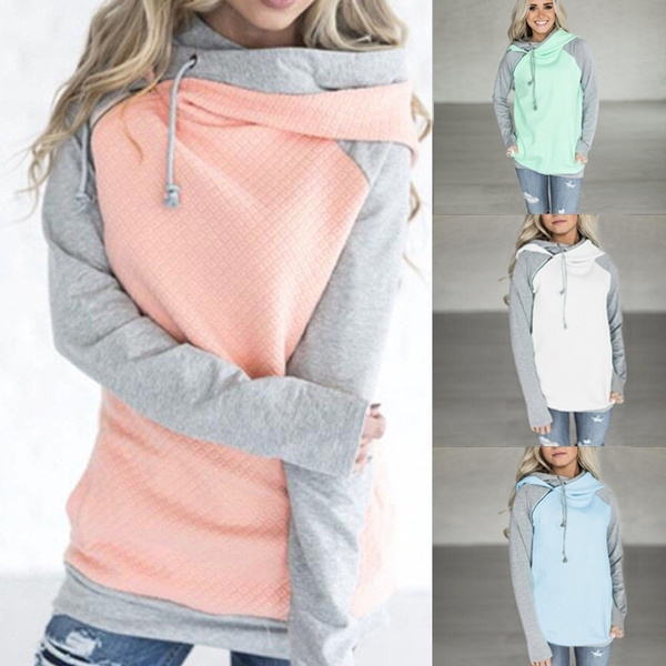Casual Hoodie, Winter, Sleeve, pullover sweater