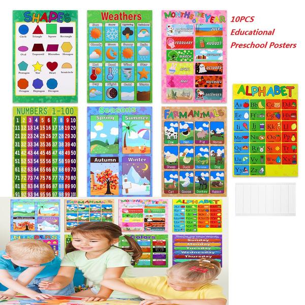 Educational, educationaltimestable, mathposter, Farm