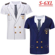 Summer, Funny T Shirt, Cosplay, airman