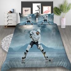Polyester, duvetcoverbeddingset, popularstyle, Bedding