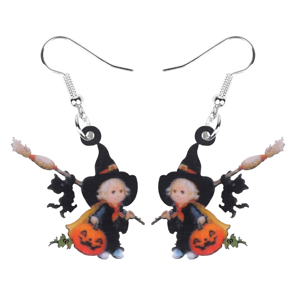 halloweenearring, Fashion, halloweenaccessory, Halloween