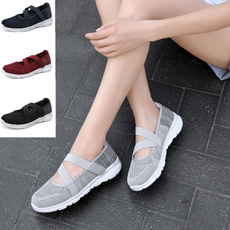 casual shoes, Flats, Slip-On, portable