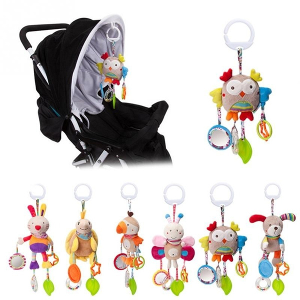 Infant, Toy, rattle, stroller