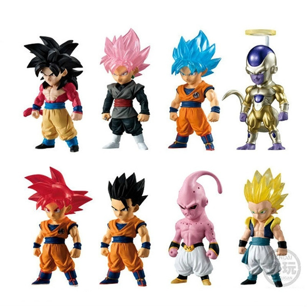 Blues, vegeta, Toy, figure