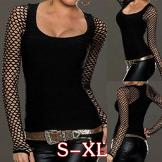 blouse, Goth, Fashion, long sleeved shirt