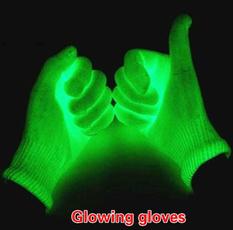 Fashion, glowglove, lights, Dancing