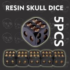 mathdicegame, deathskulldice, dicesbead, skull