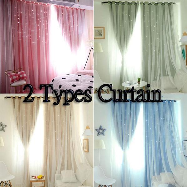 drape, Star, purdah, Home & Living