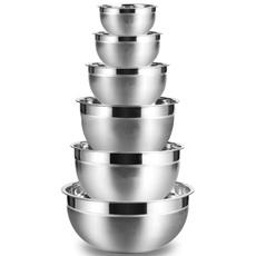 mixingbowl, Steel, Kitchen & Dining, saladpo