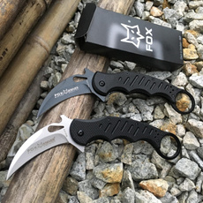 Combat, Aluminum, Blade, Fox