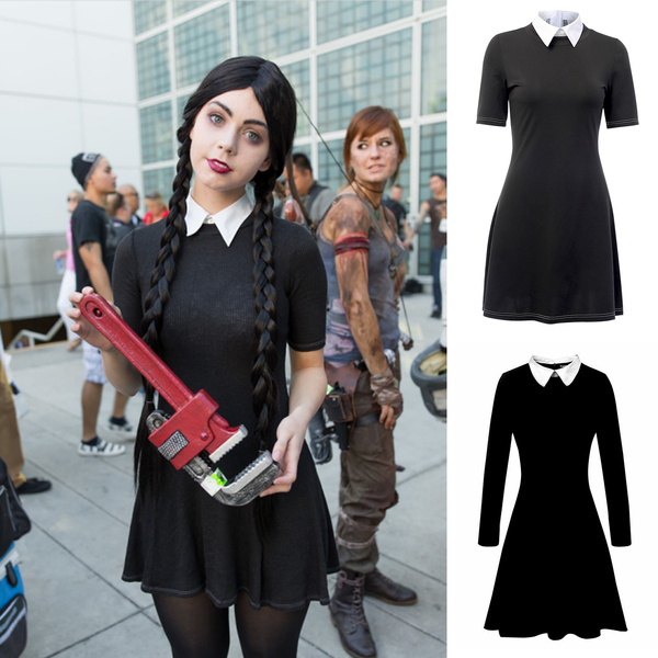 GOTHIC DRESS, Cosplay, Halloween Costume, Dress