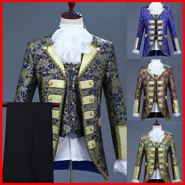 King, Vest, Fashion, Blazer