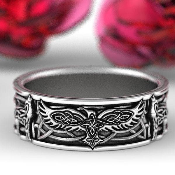 Sterling, Men, 925 sterling silver, Sterling Silver Ring