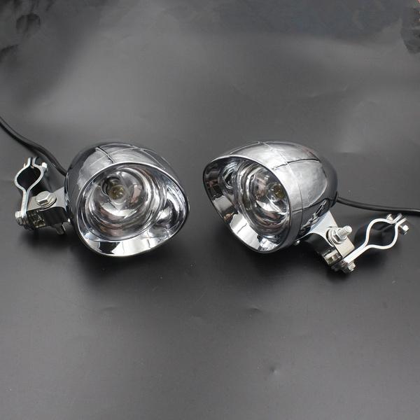 motorcycleheadlight, Bullet, Yamaha, spotfoglight