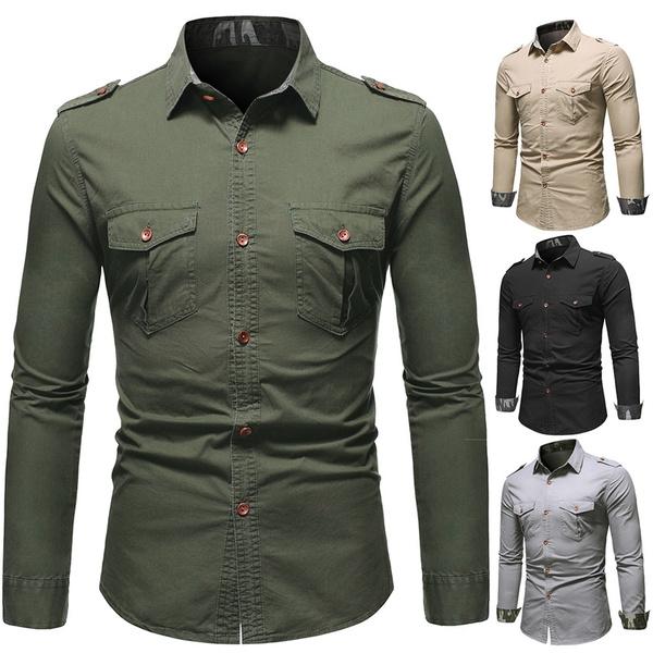 Hiking, Outdoor, Cotton Shirt, Shirt