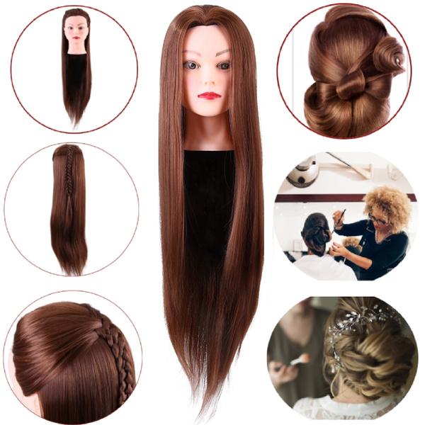 Salon, hairdressertraininghead, doll, Health & Beauty
