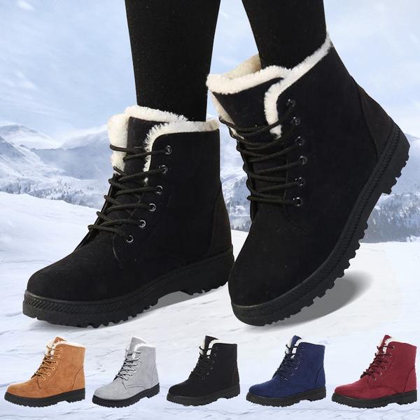Winter Women's Warm Snow Boots   Wish