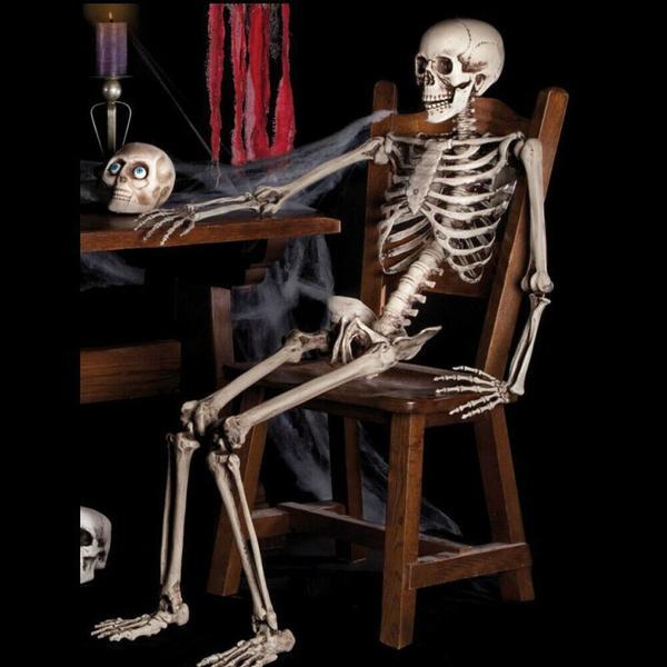 partypropdecor, halloweenposeableskeleton, humananatomymodel, halloweenparty