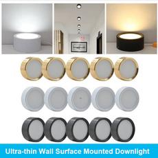 ceiling, ultrathindownlight, led, Home Decor
