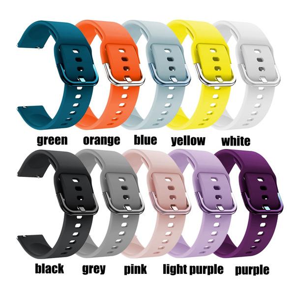 samsunggalaxywatch42mm, Wristbands, huamiamazfitbip, Classics
