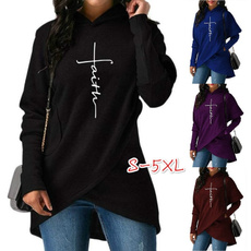 Fashion, Christian, pullover hoodie, Long Sleeve