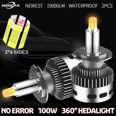 360degree, foglamp, led, Waterproof