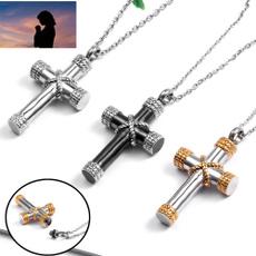 Steel, ashesjewelry, Necklaces Pendants, Stainless Steel