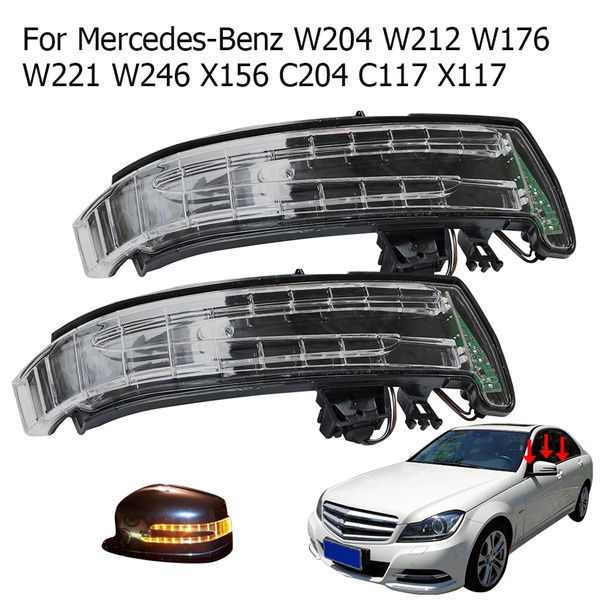 rearviewmirror, w246, turnsignallight, x156