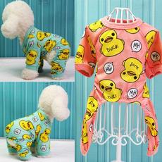 stripestshirt, Cotton, puppy, jumpsuitromper