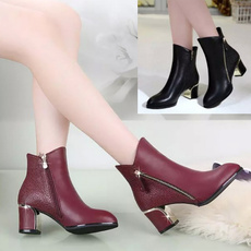 boots for women, Leather Boots, Womens Shoes, leather