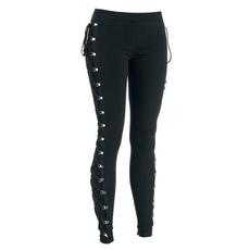 longtrouser, Leggings, trousers, high waist